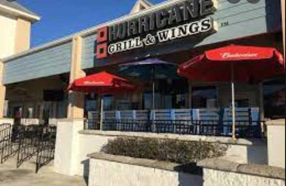 Hurricane Grill & Wings Survey
