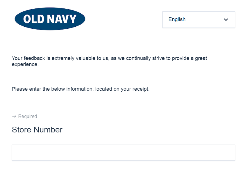 old navy customer experience