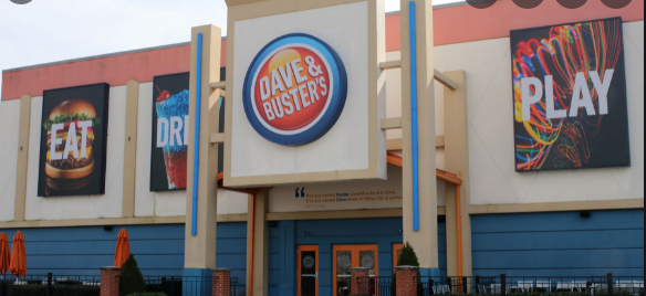 Dave and Busters Survey